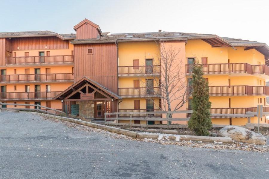 Ski verhuur Appartement 2 kabine kamers 4 personen (204) - Résidence les Peyronilles - Serre Chevalier
