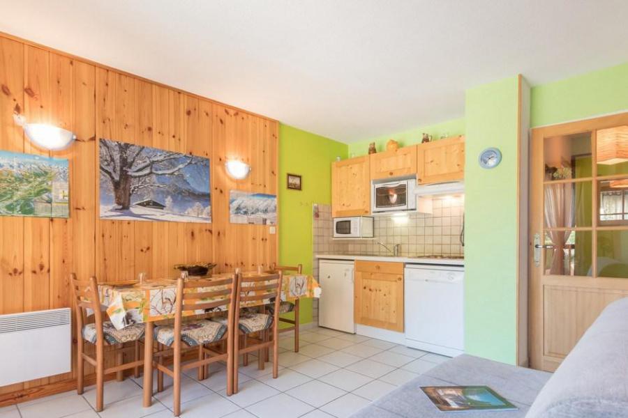 Ski verhuur Appartement 2 kabine kamers 4 personen (204) - Résidence les Peyronilles - Serre Chevalier - Appartementen