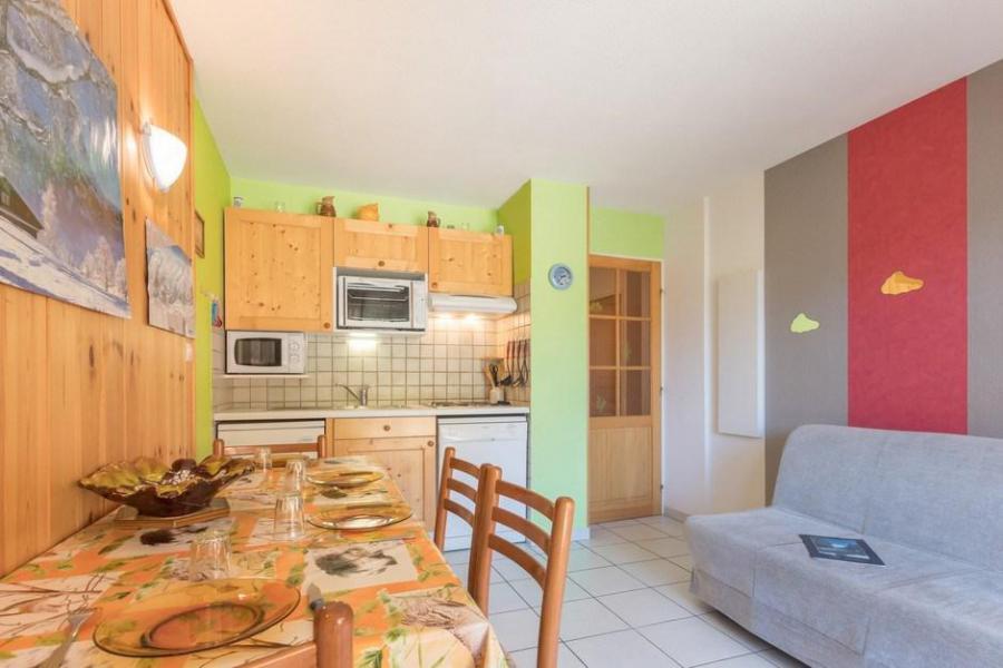 Location au ski Appartement 2 pièces cabine 4 personnes (204) - Résidence les Peyronilles - Serre Chevalier - Séjour