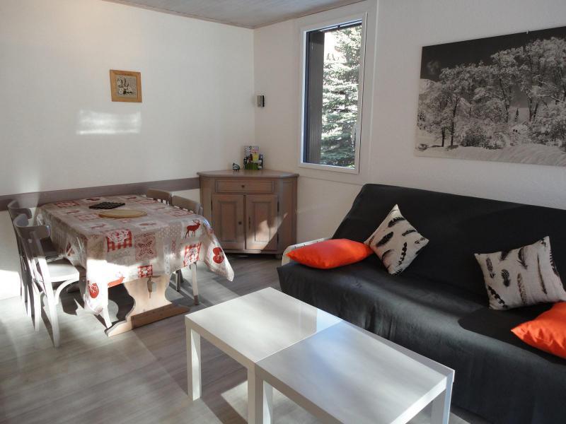 Location au ski Appartement 2 pièces 6 personnes (GUE32) - Résidence les Rochilles - Serre Chevalier - Appartement
