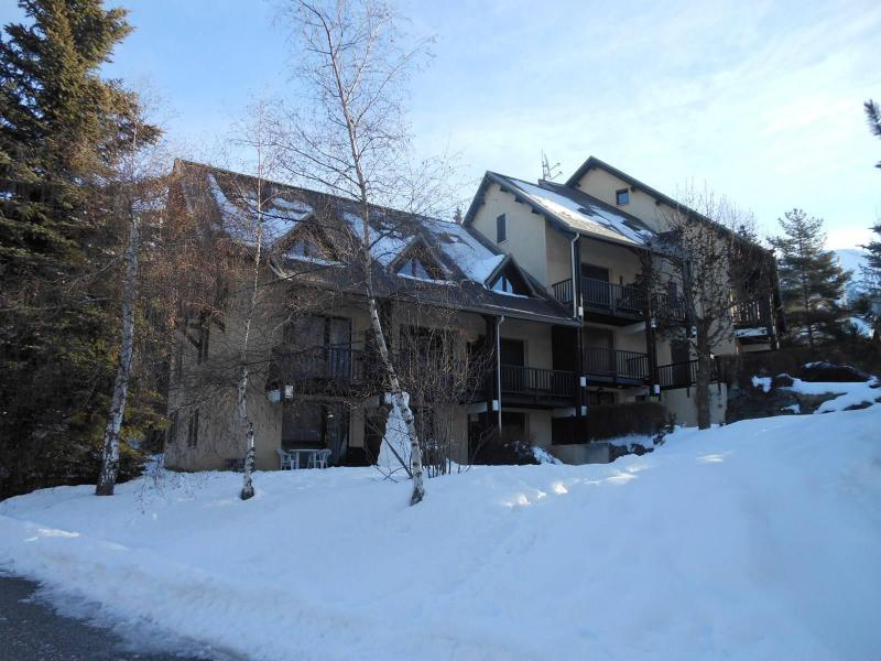 Ski verhuur Studio bergnis 4 personen (4003) - Résidence les Tamborels - Serre Chevalier