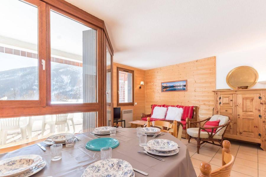 Location au ski Appartement 4 pièces 4-6 personnes (001) - Résidence les Vergers de l'Adret - Serre Chevalier