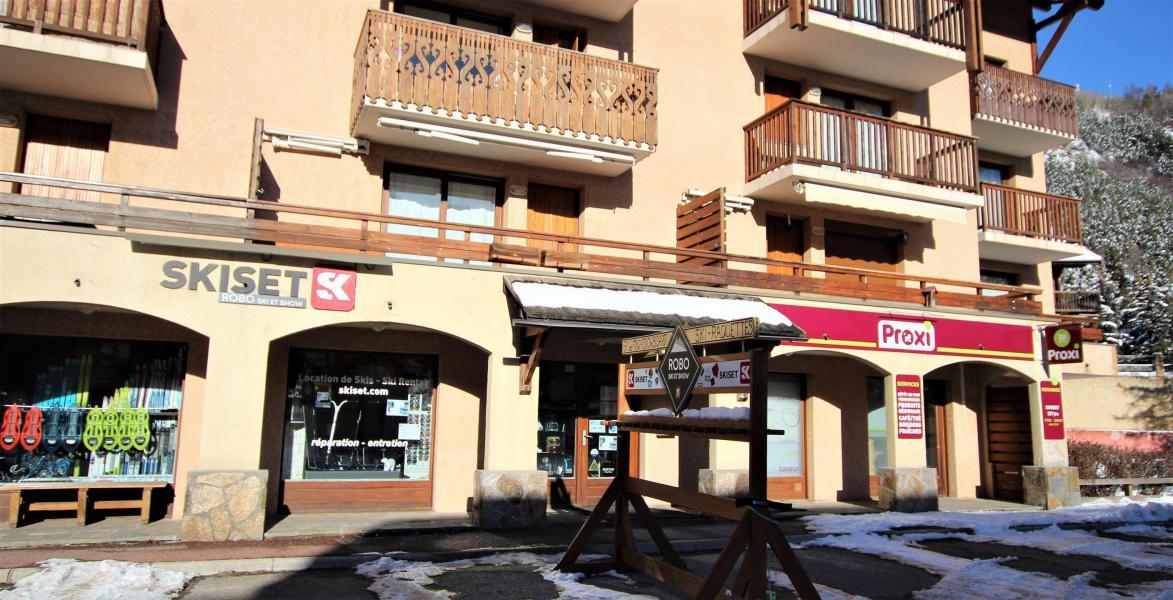 Location au ski Appartement 2 pièces coin montagne 6 personnes (002) - Résidence Muscaris - Serre Chevalier