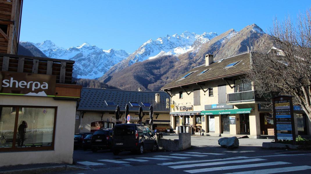 Location au ski Studio coin montagne 4 personnes (011) - Résidence Myosotis - Serre Chevalier