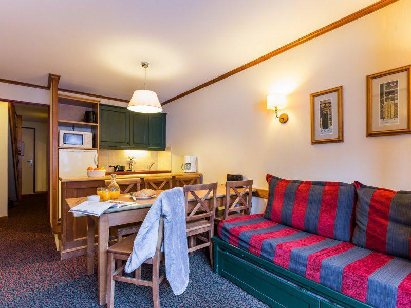 Location au ski Appartement 3 pièces 8 personnes - Résidence Pierre & Vacances l'Alpaga - Serre Chevalier