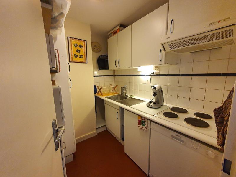 Location au ski Appartement 3 pièces 6 personnes (262) - Résidence Plaine Alpe 2 - Serre Chevalier - Kitchenette