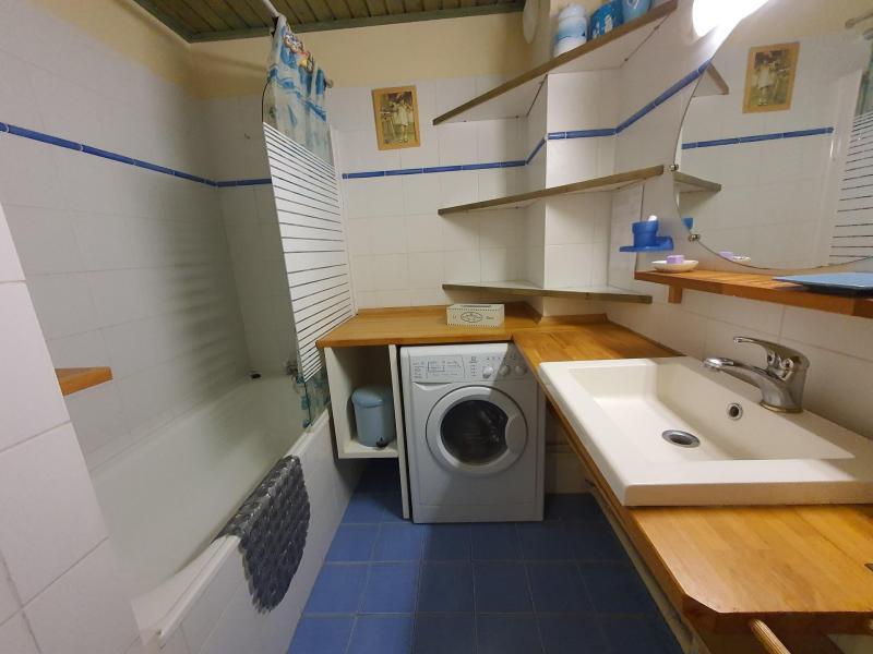 Location au ski Appartement 3 pièces 6 personnes (262) - Résidence Plaine Alpe 2 - Serre Chevalier - Salle d'eau