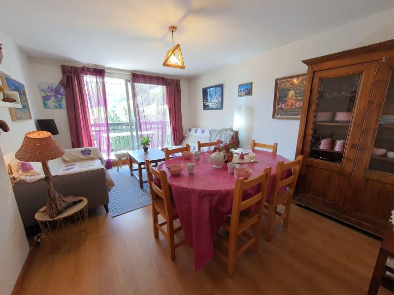 Location au ski Appartement 3 pièces 6 personnes (262) - Résidence Plaine Alpe 2 - Serre Chevalier - Séjour