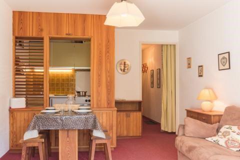 Location au ski Studio coin montagne 4 personnes (007) - Résidence Plaine Alpe - Serre Chevalier