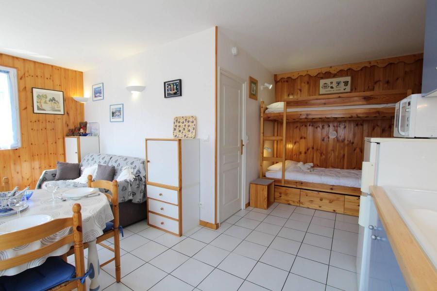 Location au ski Appartement 2 pièces coin montagne 4 personnes (B024) - Résidence Pré du Moulin B - Serre Chevalier - Coin repas