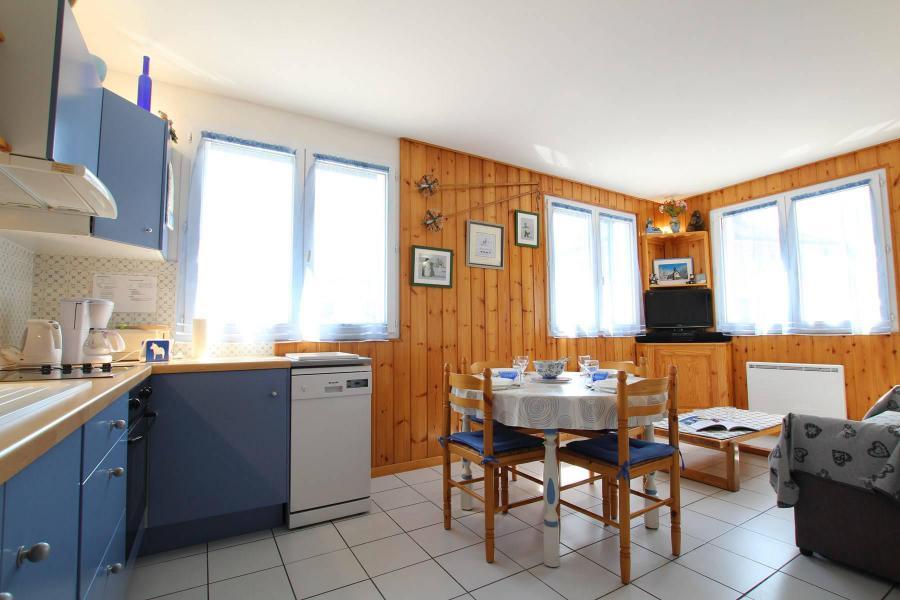 Location au ski Appartement 2 pièces coin montagne 4 personnes (B024) - Résidence Pré du Moulin B - Serre Chevalier - Cuisine