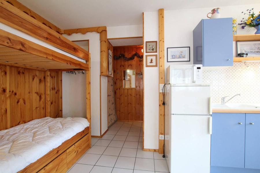 Location au ski Appartement 2 pièces coin montagne 4 personnes (B024) - Résidence Pré du Moulin B - Serre Chevalier - Lits superposés