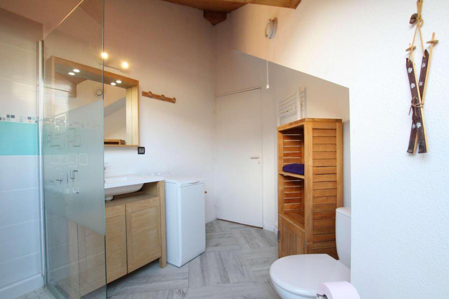 Location au ski Studio mezzanine 4 personnes (F403) - Résidence Pré du Moulin F - Serre Chevalier