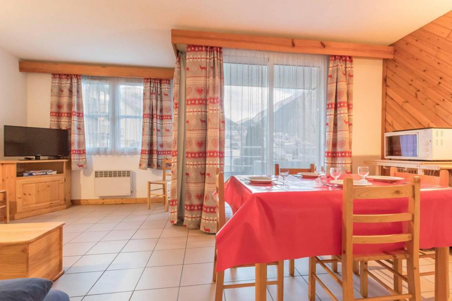 Ski verhuur Appartement 3 kamers 6 personen (101) - Résidence Pré du Moulin G - Serre Chevalier