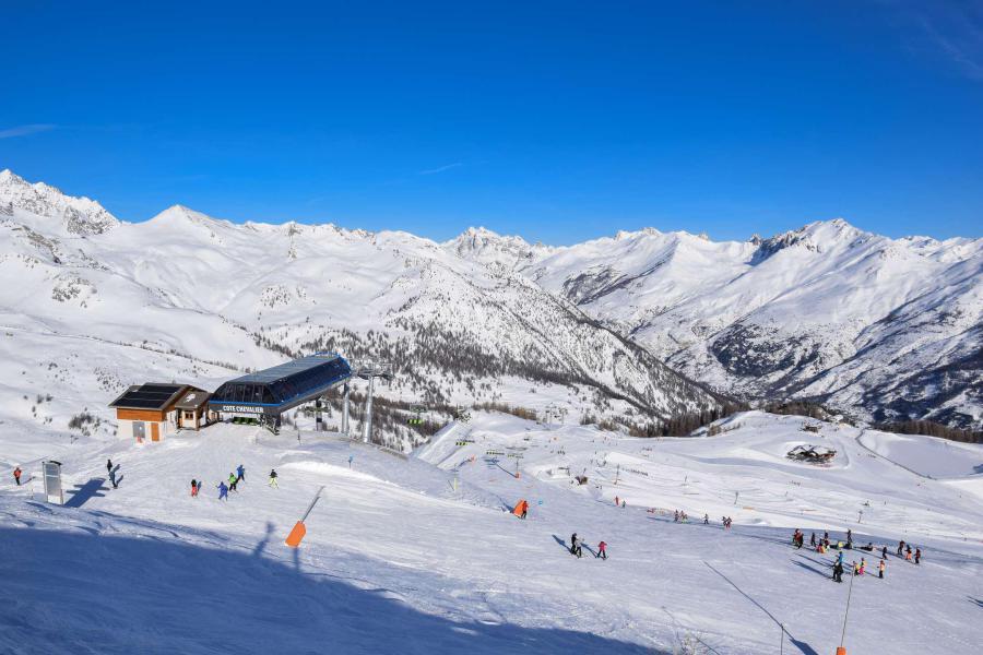 Location au ski Appartement 2 pièces 6 personnes (CRISTA) - Résidence Roc Noir - Serre Chevalier