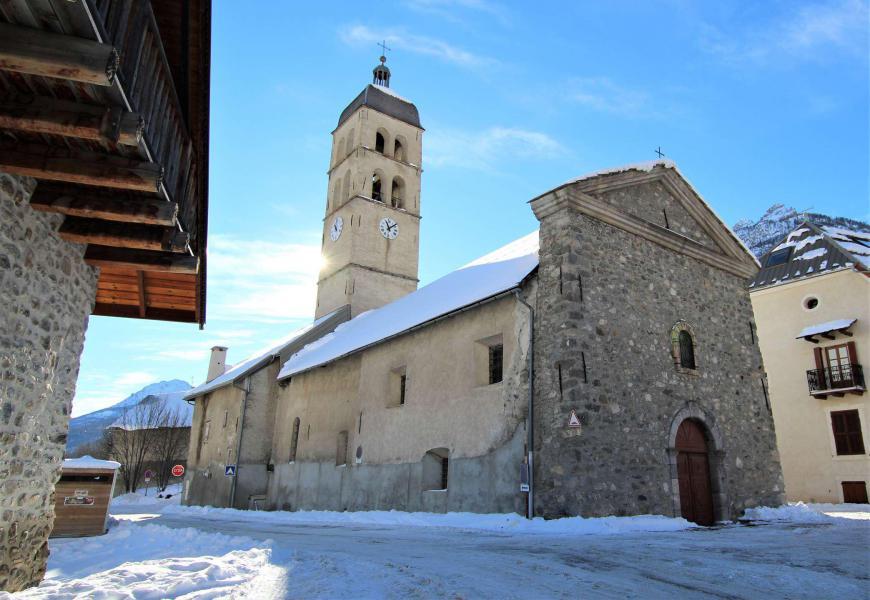 Location au ski Appartement 2 pièces 4 personnes (112) - Résidence Saint Appolonie - Serre Chevalier