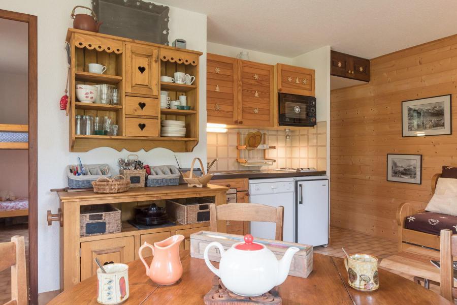 Location au ski Appartement 2 pièces 4 personnes (112) - Résidence Saint Appolonie - Serre Chevalier - Appartement