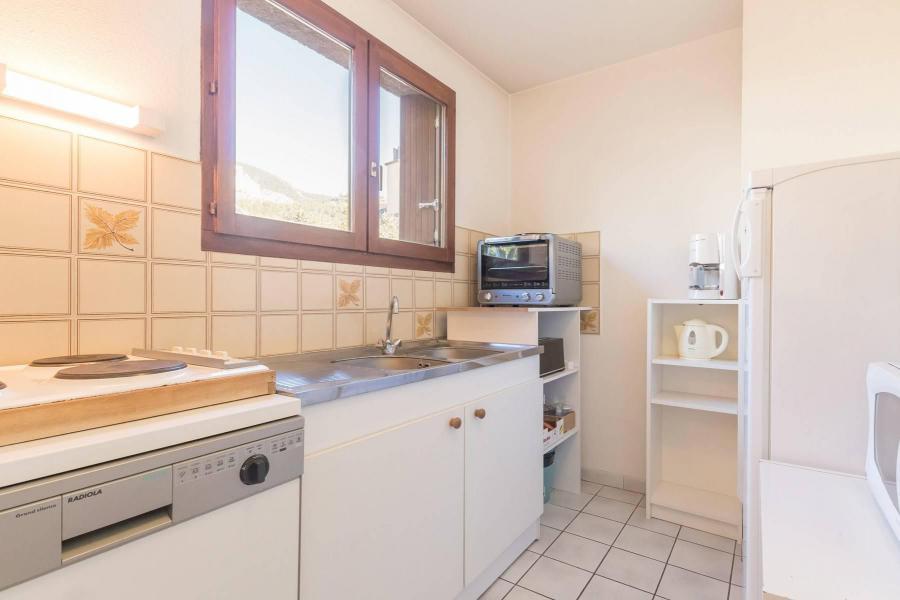 Ski verhuur Appartement 2 kamers slaapnis 6 personen (110) - Résidence Sainte Catherine - Serre Chevalier