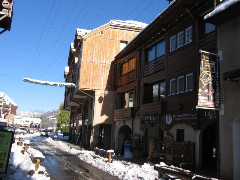 Soggiorno sugli sci Résidence Serre Chatier - Serre Chevalier - Esteriore inverno