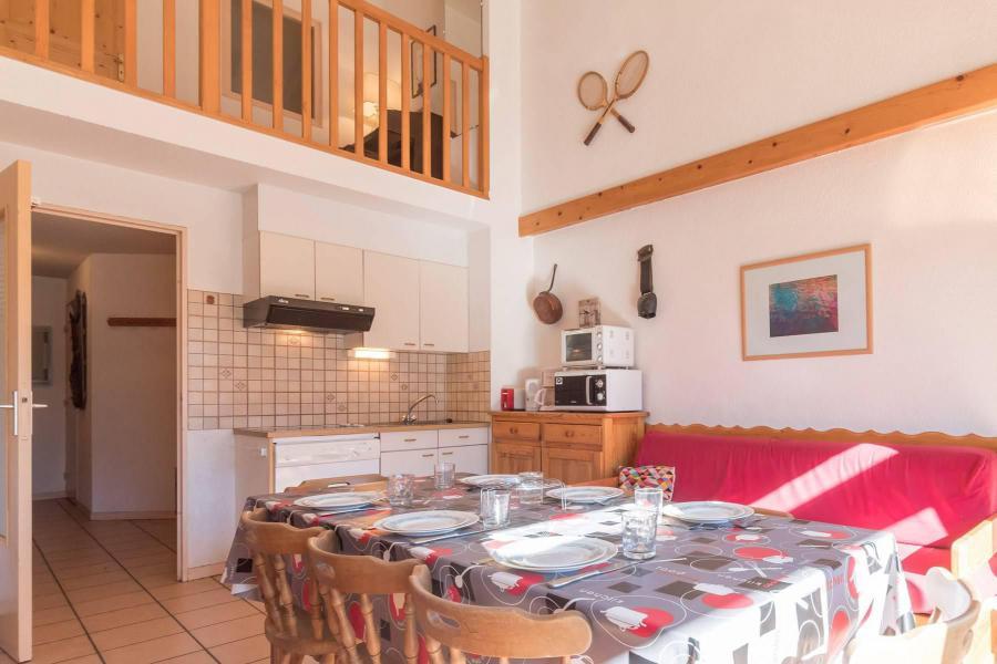 Ski verhuur Appartement 3 kamers 6 personen (608) - Résidence Signal du Prorel - Serre Chevalier