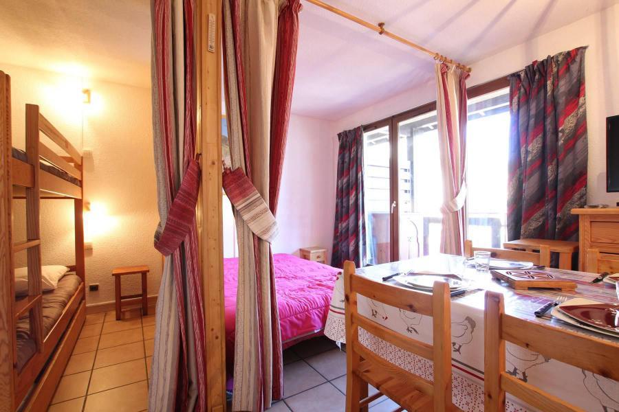 Location au ski Studio 4 personnes (610) - Résidence Signal du Prorel - Serre Chevalier - Appartement