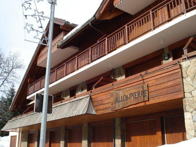 Soggiorno sugli sci Résidence Vallonpierre - Serre Chevalier