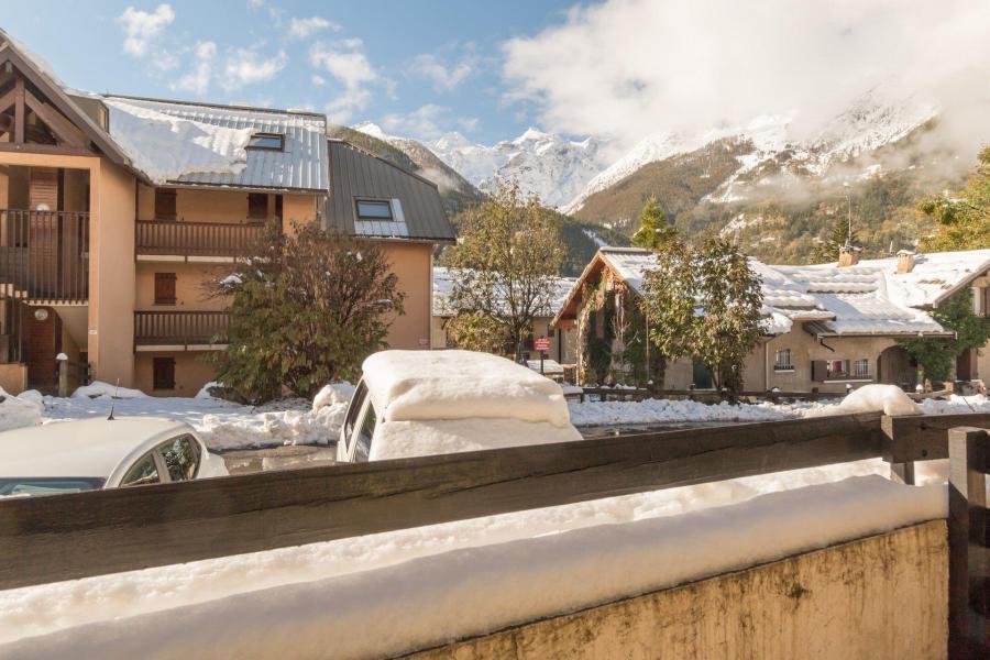Soggiorno sugli sci Studio per 4 persone (4) - Résidence Vie de Clare - Serre Chevalier - Esteriore inverno