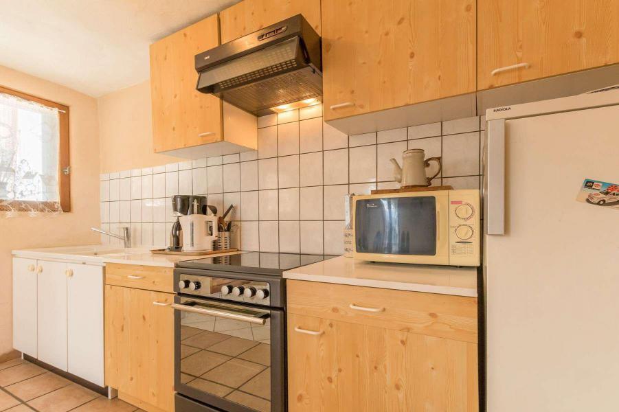 Location au ski Appartement 3 pièces 5 personnes (SEINT3) - Rue du Professeur Forgues - Serre Chevalier - Kitchenette