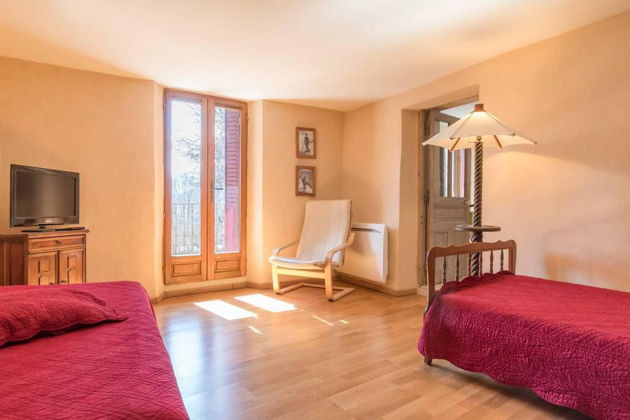 Location au ski Appartement 3 pièces 5 personnes (SEINT3) - Rue du Professeur Forgues - Serre Chevalier - Lit simple