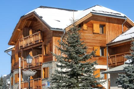 Rental Serre Chevalier : Chalet l'Eterlou winter