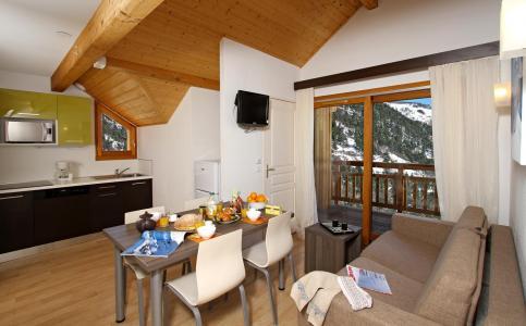 Location au ski Chalet l'Eterlou - Serre Chevalier - Séjour