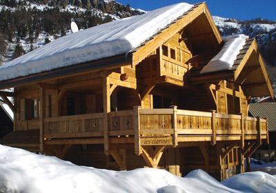 Location au ski Chalet Les Clarines - Serre Chevalier