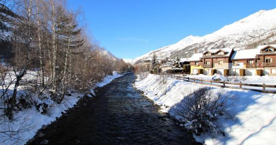 Location au ski Appartement duplex 3 pièces 6 personnes (557) - Chalets du Jardin Alpin - Serre Chevalier