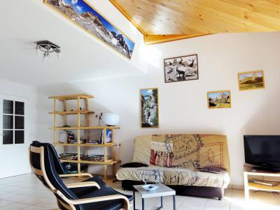 Rent in ski resort 3 room apartment 6 people (HAUCAT) - Hauts de Briançon - Serre Chevalier