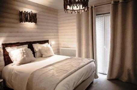 Location au ski Chambre Pure (2 personnes) - Hotel Rock Noir - Serre Chevalier - Chambre