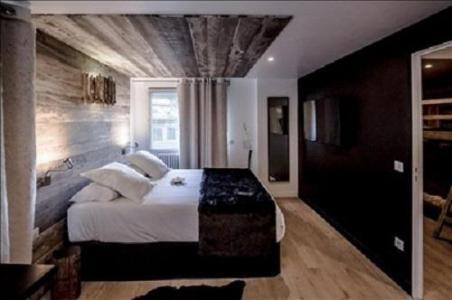 Location au ski Chambre Triple Zen (3 personnes) - Hotel Rock Noir - Serre Chevalier - Chambre