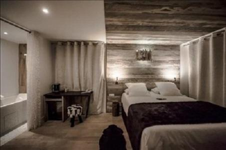 Location au ski Chambre Zen (2 personnes) - Hotel Rock Noir - Serre Chevalier - Chambre