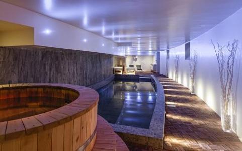 Location au ski Hotel Rock Noir - Serre Chevalier - Jacuzzi