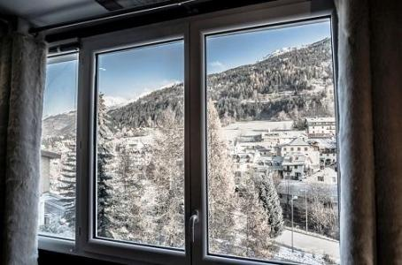 Location au ski Hotel Rock Noir - Serre Chevalier - Fenêtre