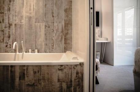 Location au ski Suite Pure (4 personnes) - Hotel Rock Noir - Serre Chevalier - Chambre