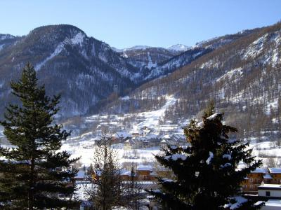Rent in ski resort 5 room chalet 8 people (1) - L'Amandier - Serre Chevalier - Winter outside