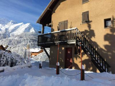 Location Serre Chevalier : La Résidence le Rocher hiver