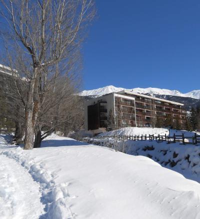 Недорогой отдых на лыжной станции La Résidence les Eterlous
