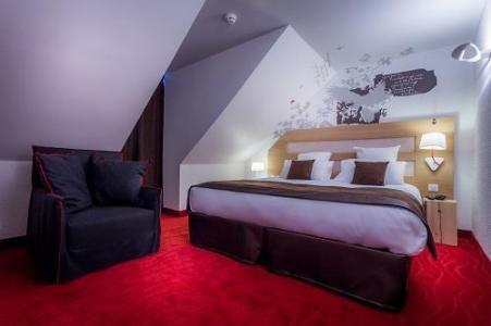 Location au ski Le Grand Aigle Hotel Et Spa - Serre Chevalier - Chambre