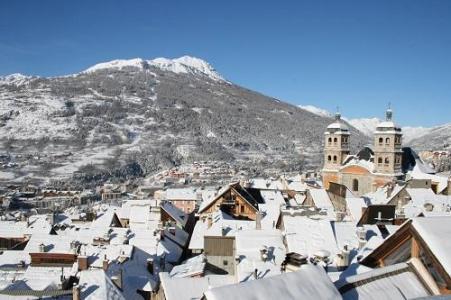 Location au ski Le Parc Hotel - Serre Chevalier - Plan