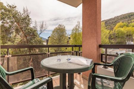 Rent in ski resort 2 room apartment sleeping corner 4 people (A301) - Le Relais de la Guisane A - Serre Chevalier - Balcony