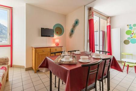 Rent in ski resort Studio sleeping corner 6 people (405) - Le Relais de la Guisane A - Serre Chevalier