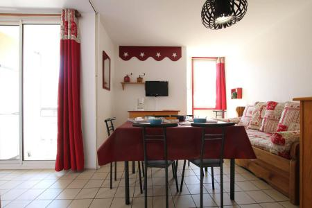 Rent in ski resort Studio sleeping corner 6 people (406) - Le Relais de la Guisane A - Serre Chevalier