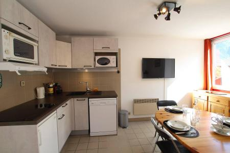 Rent in ski resort 2 room apartment sleeping corner 4 people (A301) - Le Relais de la Guisane A - Serre Chevalier