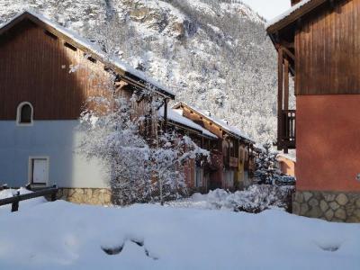 Location au ski Les Chalets Du Jardin Alpin - Serre Chevalier
